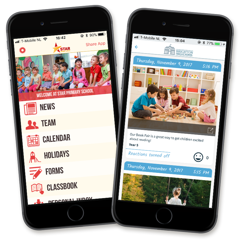 School Apps from ParentCom
