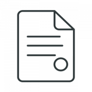 text page icon