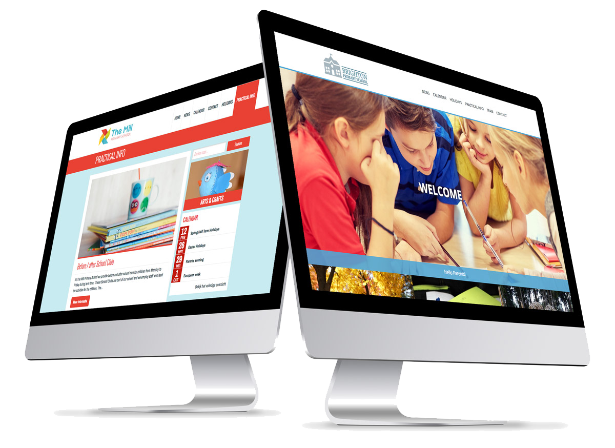 Reach new parents with an website from ParentCom